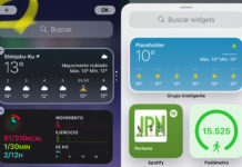 Cómo añadir un widget
