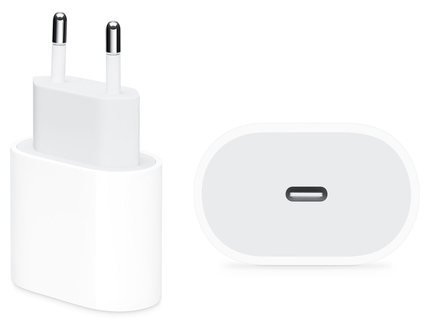 Cargador USB-C de 20W de Apple