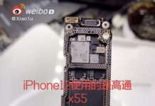 Placa base del iPhone 12
