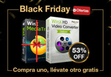 Ofertas de Black Friday de WinX HD Video Converter Deluxe