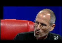 Steve Jobs en All Things Digital del año 2010