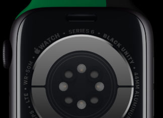 Apple Watch Series 6 Black Unity