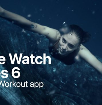 Video promocional Apple Watch Series 6