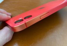 iPhone 12 PRODUCT(RED) que pierde el color