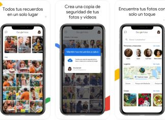 App de Google Photos